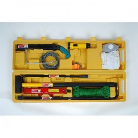 レスキュー11 緊急時救助用工具セット