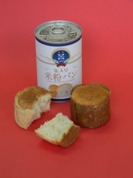 缶入米粉パン 賞味期限5年 24缶入/箱
