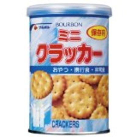 ブルボン 缶入りミニクラッカー 24缶/箱