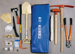 救助工具袋セット レスキューショルダー